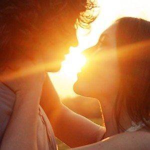 gek van verliefdheid