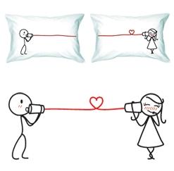 relatie op afstand