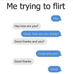 Oorzaak flirten