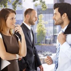 Flirten kenmerken mannen